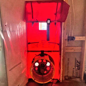 Should a Builder Own a Blower Door?